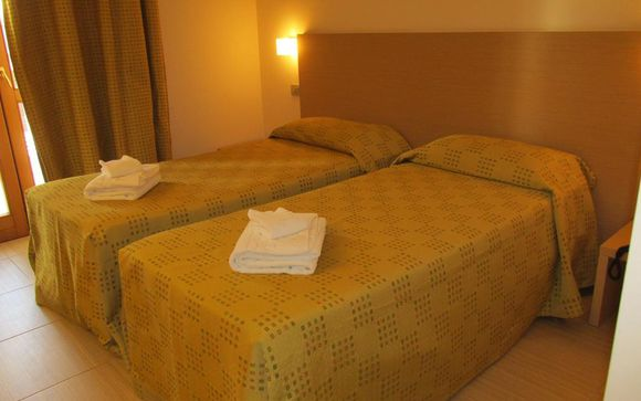 Hotel Eracle 4*