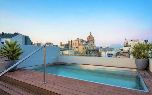 Hotel Midmost Barcelona 4*