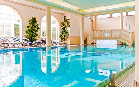 Hotel Terme Roma 4*