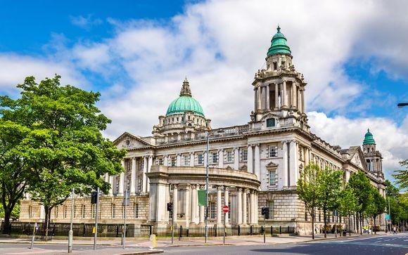 Alla scoperta di Belfast