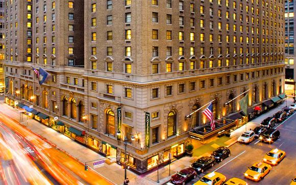 New York - The Roosevelt Hotel 4*