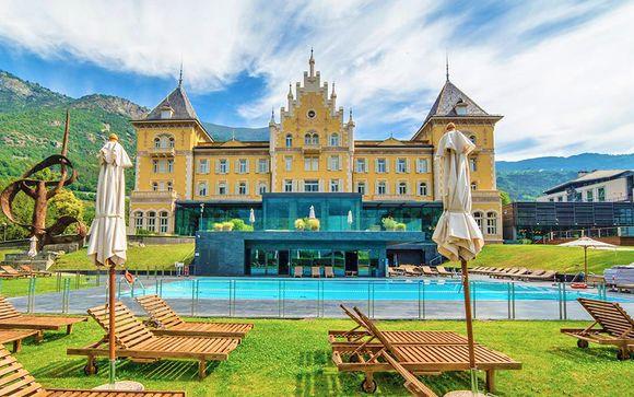 Grand Hotel Billia 5* - Saint Vincent Resort & Casinò - Saint Vincent - Fino a -70% | Voyage Privé