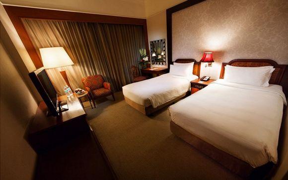 Singapore - The Elizabeth Hotel