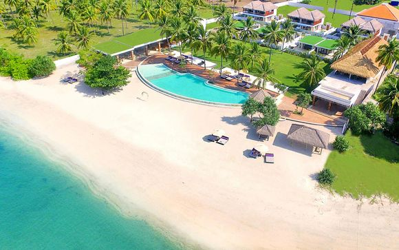 The Mansion Baliwood 5* + Movenpik Resort & Spa Jimbaran 5* + Anema Resort Gili Lombok 5*