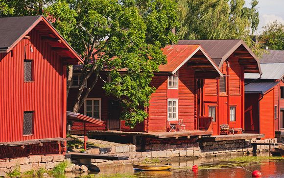 Tour mille laghi della Finlandia con pernottamento in faro antico