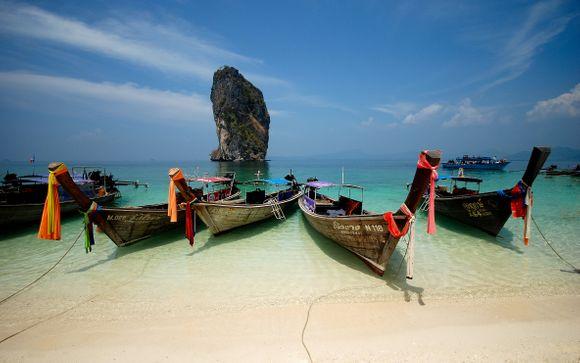 Alla scoperta di Bangkok e Phuket