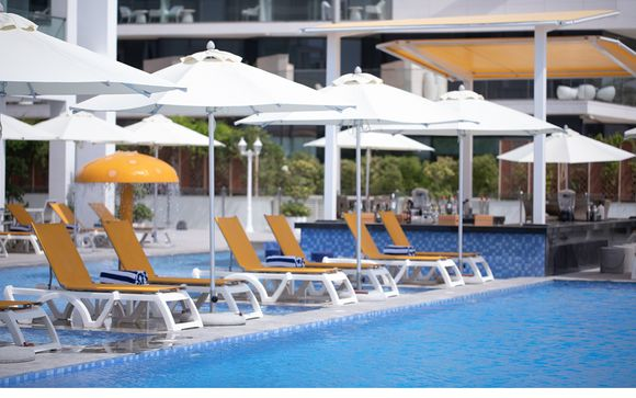 Hotel C Central Resort The Palm 5*