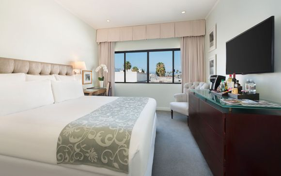 Los Angeles - Luxe Rodeo Drive Hotel 4*