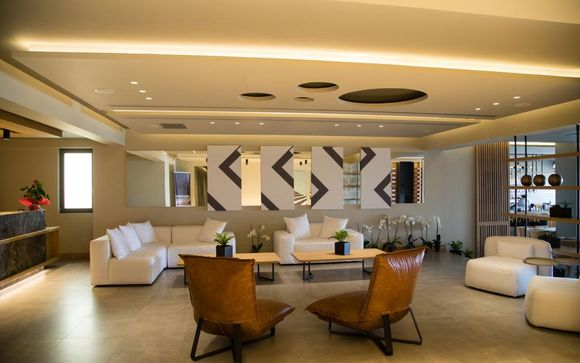 Ikones Seafront Luxury Suites 5* - Adults Only