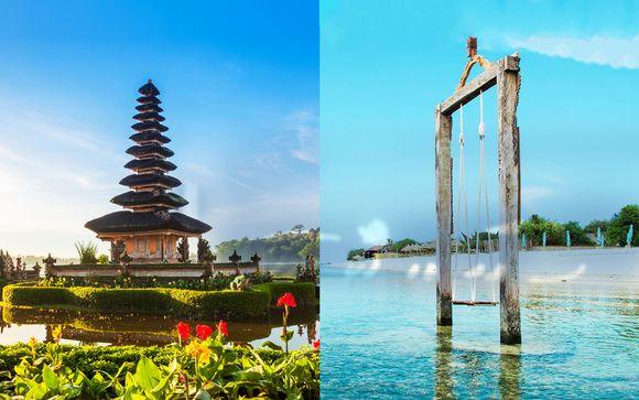 Tour 9 notti: Ubud + Gili Islands + Nusa Dua