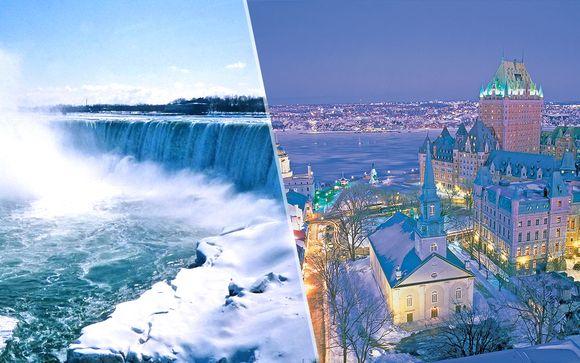 Tour Capodanno alla scoperta del Canada