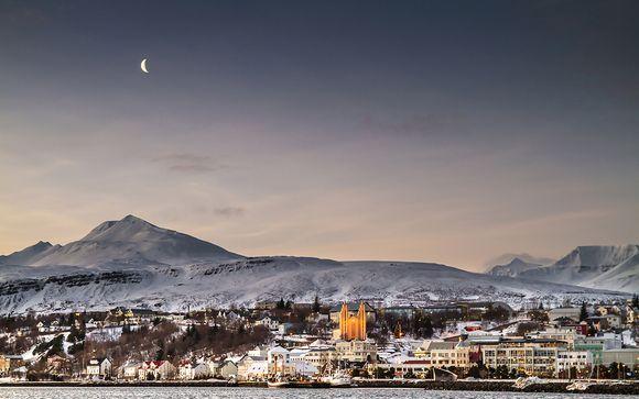 Alla scoperta di Reykjavik e Akureyri