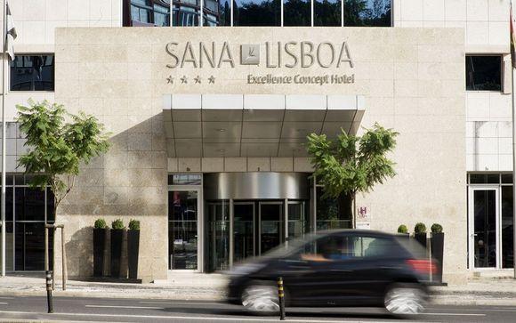 Il SANA Lisboa Hotel 4*