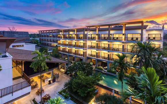 Krabi - Deevana Plaza Krabi Aonang 4*