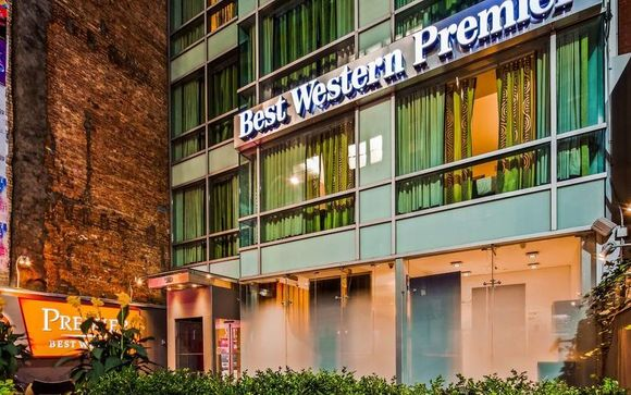 New York - Il Best Western Premier Herald Square