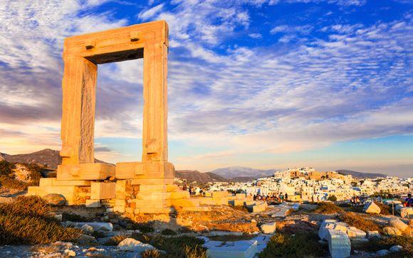 Itinerario 13 Notti - Mykonos, Paros e Santorini