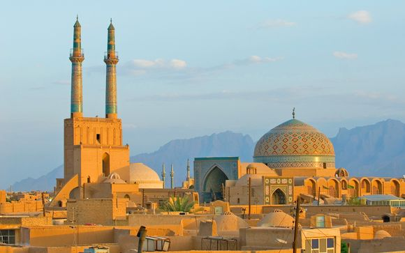 Tour Essenza dell'Iran in hotel 5*