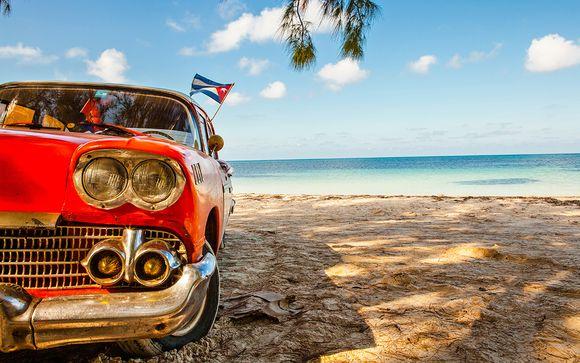Combinato Casa particular Havana e Cienfuegos + Varadero Hotel Melia Varadero