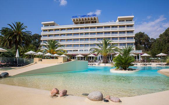 L'hotel Campo Dell'Oro