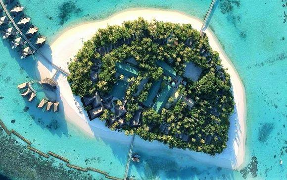 Vakarufalhi Island Resort 5*