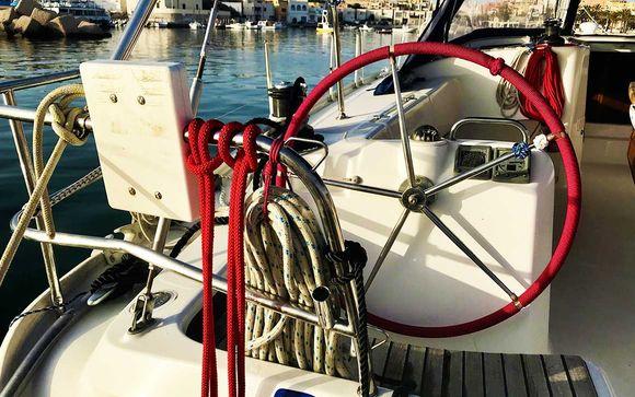 Itinerario 7 notti in barca a vela