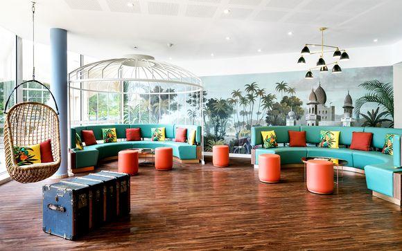 Hotel Birdy 4*