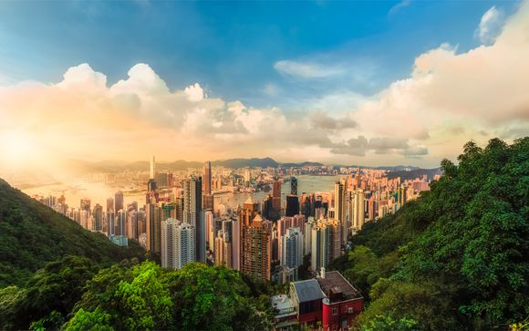 Eaton Hotel Hong Kong 4* + possibile soggiorno a Singapore