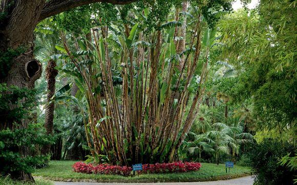 Il parco botanico