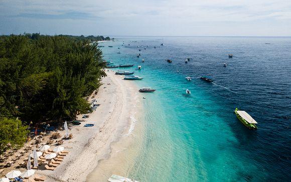 Crociera in catamarano Bali/Lombok - L'itinerario