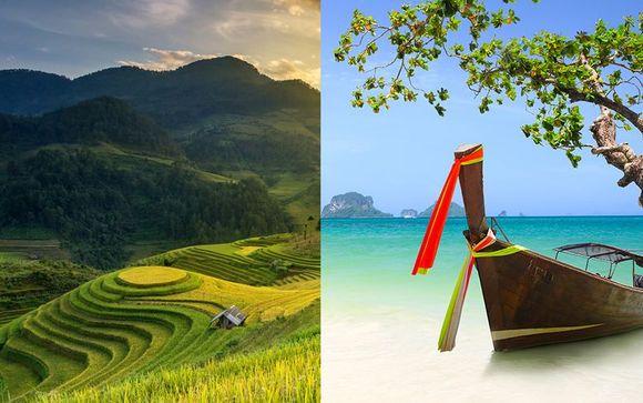Avventura tra Vietnam e Thailandia