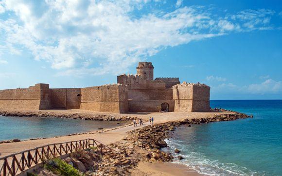 Marina di Capo Rizzuto / Calabria - Hotel Costa Tiziana 3*