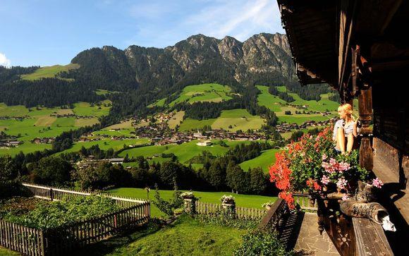 Alla scoperta di Alpbachtal