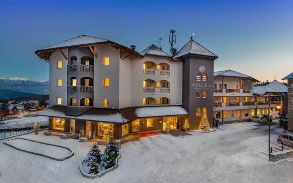Relax e comfort in splendido hotel immerso nella natura
