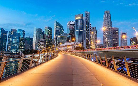 Alla scoperta di Singapore