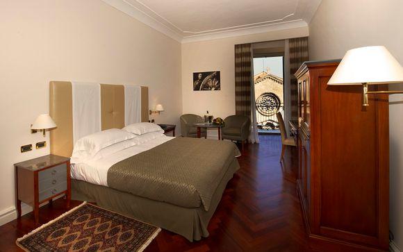 Grand Hotel Piazza Borsa 4*