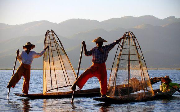 Estensione soggiorno sul lago Inle