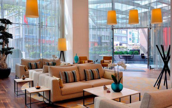 Istanbul Marriott Hotel Sisli 5*