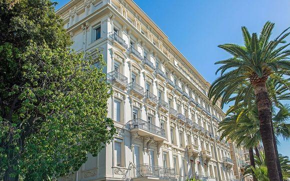 Elegante 4* affacciato su Promenade des Anglais