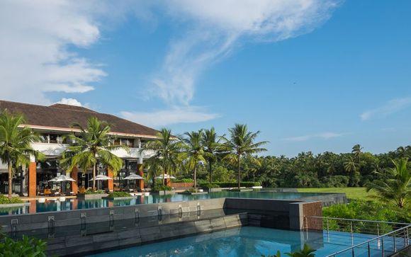 Goa - Hotel Alila Diwa