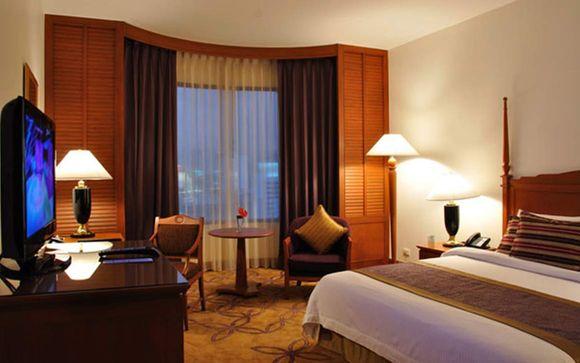 Bangkok - Hotel Mandarin by Centre Point 4*