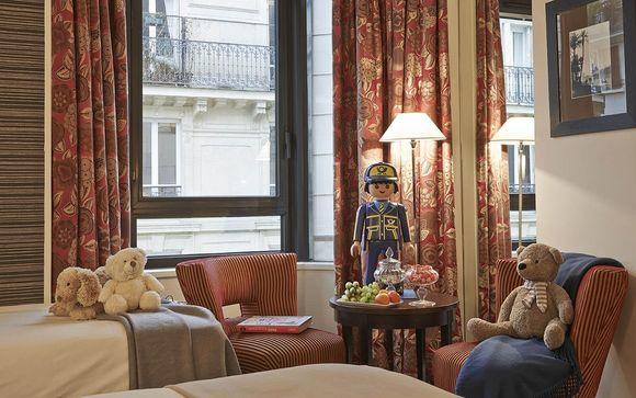 Il Plaza Tour Eiffel Hotel 4*