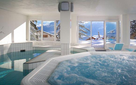 L'Hotel Helvetia Intergolf 4*