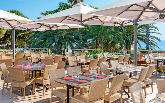 Hotel Club Marina Viva con Corsica Ferries