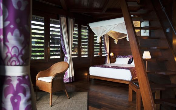Il Anjajavy Le Lodge - Relais & Chateaux 4*