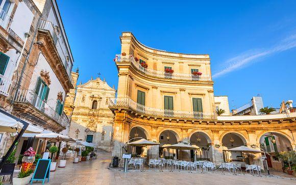 Alla scoperta di Lecce