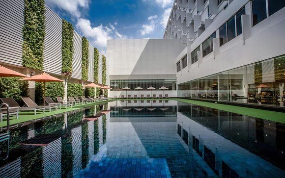 Pre-estensione a Bangkok - Mandarin Hotel Bangkok 4*