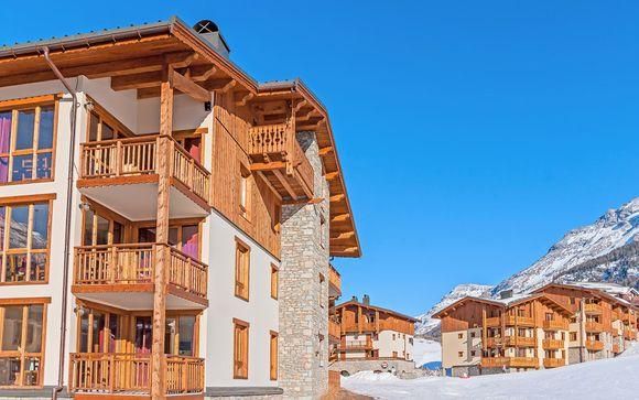 Il Résidence Les Balcons de Val Cenis Village 4*