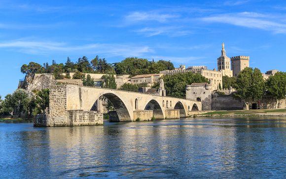 L'itinerario del 16 agosto da Marsiglia a Lione
