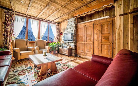 Hotel La Torretta 4*