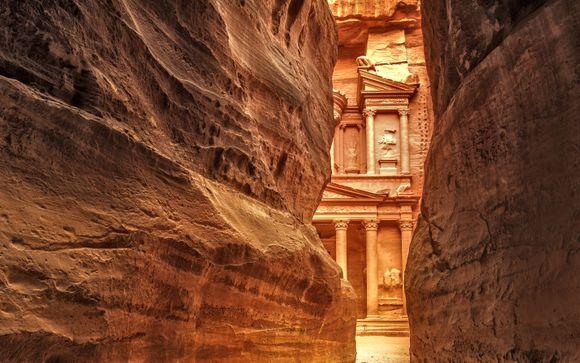 Giordania classica e Wadi Rum